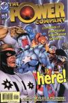 Power Company comic books