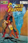 Power Factor Comic Books. Power Factor Comics.