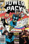 Power Pack #19 comic books for sale