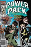 Power Pack #21 comic books for sale