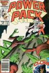 Power Pack #24 comic books for sale