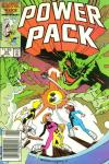 Power Pack #25 comic books for sale