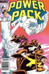 Power Pack #3 comic books for sale