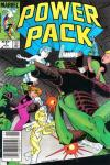 Power Pack #4 comic books for sale