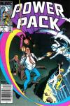 Power Pack #5 comic books for sale