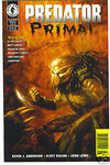 Predator: Primal Comic Books. Predator: Primal Comics.