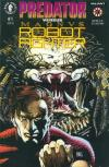 Predator vs. Magnus Robot Fighter #1 comic books for sale