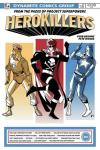 Project Superpowers: Hero Killers comic books