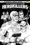 Project Superpowers: Hero Killers #3 comic books for sale