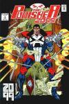 Punisher 2099 comic books