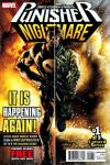 Punisher: Nightmare Comic Books. Punisher: Nightmare Comics.