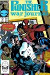 Punisher War Journal #14 comic books for sale