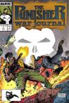 Punisher War Journal #4 comic books for sale
