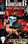 Punisher War Journal #53 comic books for sale