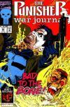 Punisher War Journal #55 comic books for sale
