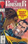 Punisher War Journal #60 comic books for sale