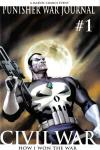 Punisher War Journal #1 comic books for sale