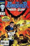 Punisher: War Zone #19 comic books for sale