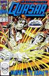 Quasar #10 comic books for sale