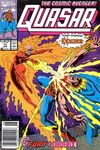 Quasar #11 Comic Books - Covers, Scans, Photos  in Quasar Comic Books - Covers, Scans, Gallery