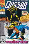 Quasar #12 Comic Books - Covers, Scans, Photos  in Quasar Comic Books - Covers, Scans, Gallery
