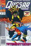 Quasar #12 Comic Books - Covers, Scans, Photos  in Quasar Comic Books - Covers, Scans, Gallery