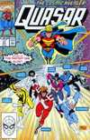 Quasar #17 Comic Books - Covers, Scans, Photos  in Quasar Comic Books - Covers, Scans, Gallery