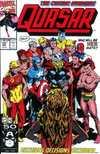 Quasar #28 Comic Books - Covers, Scans, Photos  in Quasar Comic Books - Covers, Scans, Gallery
