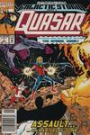 Quasar #32 Comic Books - Covers, Scans, Photos  in Quasar Comic Books - Covers, Scans, Gallery