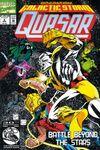 Quasar #33 Comic Books - Covers, Scans, Photos  in Quasar Comic Books - Covers, Scans, Gallery