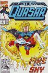 Quasar #34 Comic Books - Covers, Scans, Photos  in Quasar Comic Books - Covers, Scans, Gallery