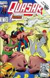 Quasar #41 comic books for sale