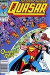 Quasar #4 comic books for sale