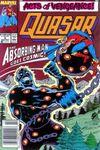 Quasar #5 Comic Books - Covers, Scans, Photos  in Quasar Comic Books - Covers, Scans, Gallery