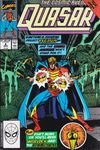 Quasar #8 Comic Books - Covers, Scans, Photos  in Quasar Comic Books - Covers, Scans, Gallery