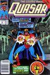 Quasar #8 Comic Books - Covers, Scans, Photos  in Quasar Comic Books - Covers, Scans, Gallery