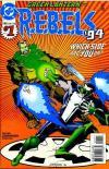 R.E.B.E.L.S. Comic Books. R.E.B.E.L.S. Comics.