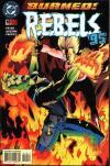 R.E.B.E.L.S. #10 comic books for sale