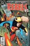 R.E.B.E.L.S. #11 comic books for sale