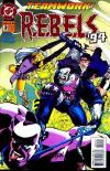 R.E.B.E.L.S. #2 comic books for sale