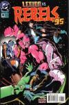R.E.B.E.L.S. #8 comic books for sale