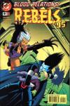 R.E.B.E.L.S. #9 comic books for sale