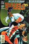 R.E.B.E.L.S. #12 comic books for sale