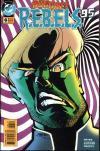 R.E.B.E.L.S. #6 comic books for sale