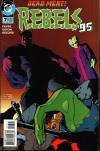 R.E.B.E.L.S. #7 comic books for sale
