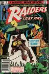 Raiders of the Lost Ark #2 comic books for sale