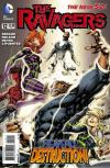 Ravagers #12 comic books for sale