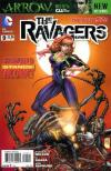 Ravagers #9 comic books for sale