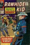 Rawhide Kid #59 comic books for sale