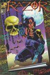Razor #5 comic books for sale